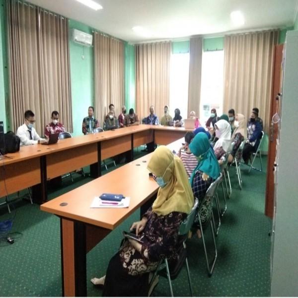 MAN 2 Samarinda Hadiri Acara Pisah Sambut Dan Doa Bersama  Secara Virtual