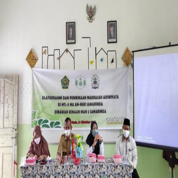 Pendampingan dan Pembinaan Madrasah Adiwiyata pada MTs dan MA An-Nur