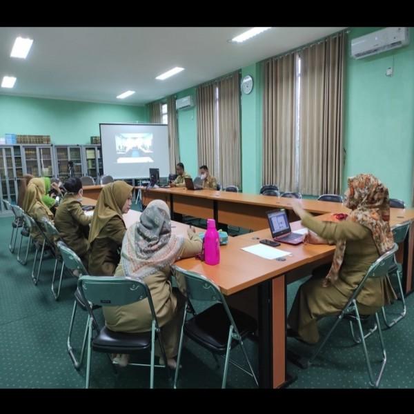 MAN 2 Samarinda Ikuti Review Pelayanan Publik Program Pendidikan Islam RI