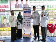 "MAN 2 Samarinda Launching Perpustakaan Digital ""E-Library"""