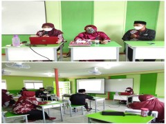 Pendampingan MAN 2 Samarinda ke MA Darul Ihsan dalam Rangka Madrasah Adiwiyatata